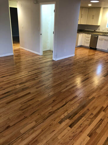 Buff And Coat By Accell Wood Floors Portland Accell Floors
